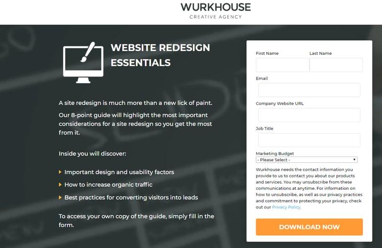 Wurkhouse Form