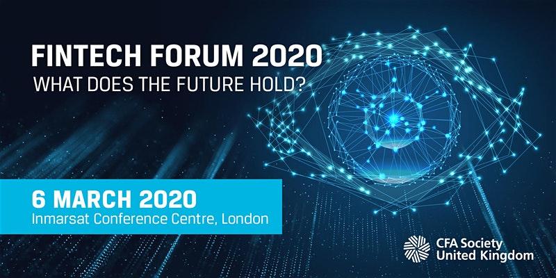 Fin-tech Forum 2020 (UK)