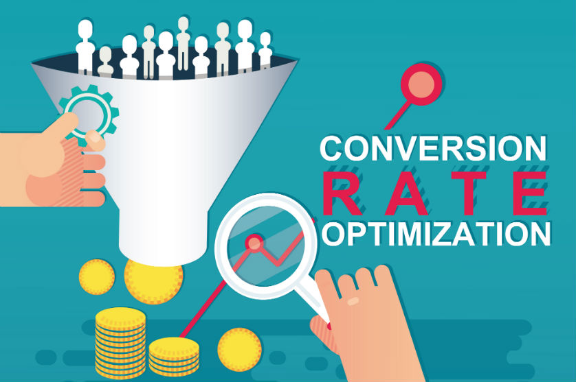 website conversion rate