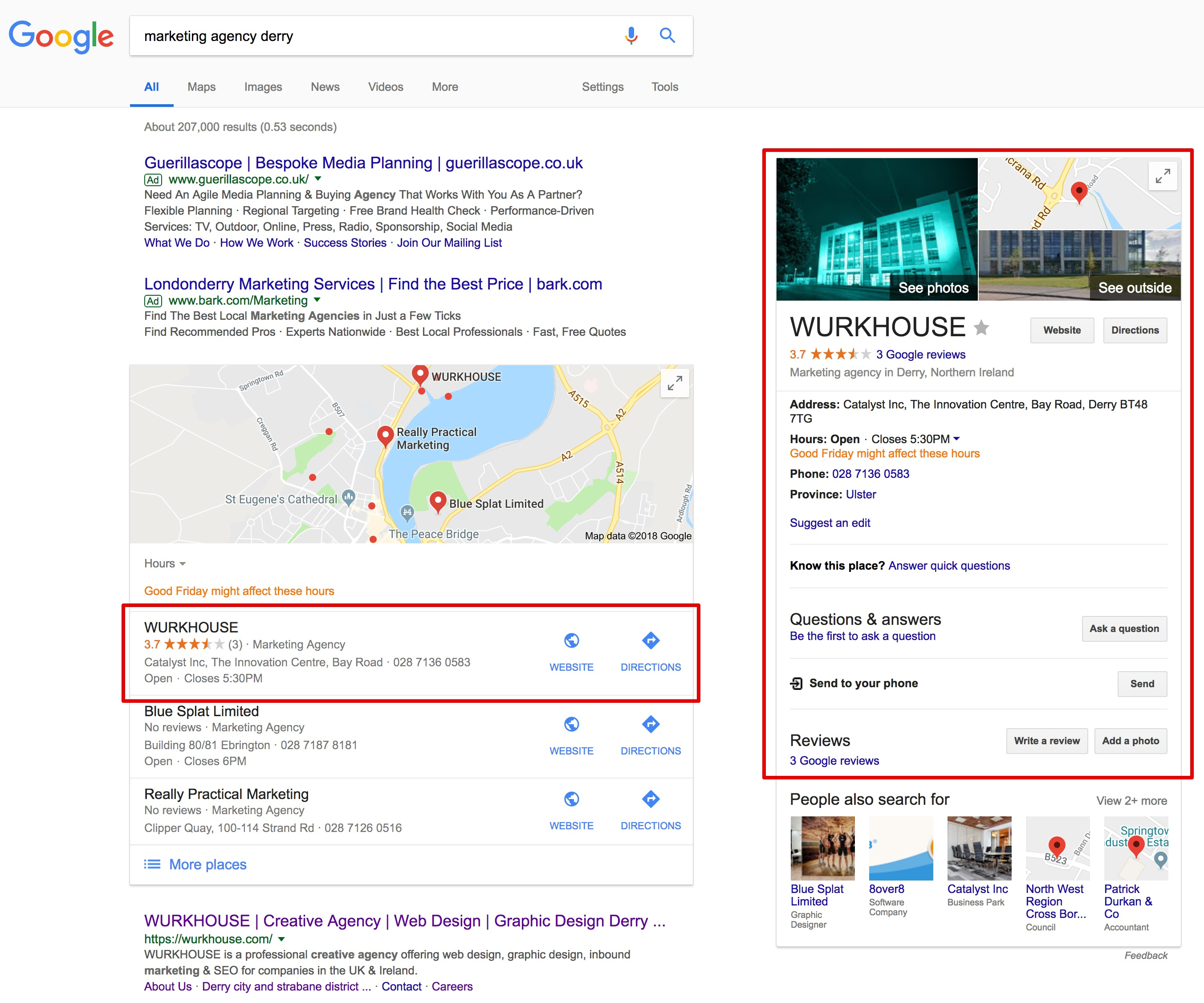 wurkhouse-google-business-listing