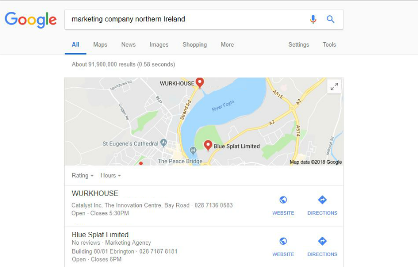 Google-my-business-optimisation