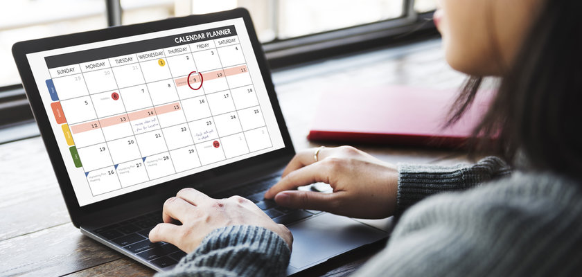 Social media scheduling - featured image
